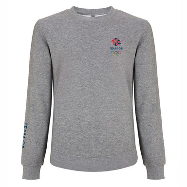 Team GB Olympic Small Logo Sweatshirt Women's-Team GB Shop