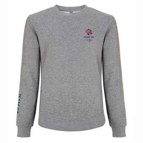 Team GB Olympic Small Logo Sweatshirt Women's