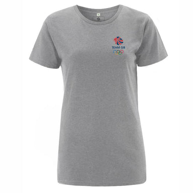 Team GB Olympic Small Colour Logo T-Shirt Women's | Team GB Official Store