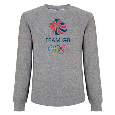 Team GB Olympic Logo Sweatshirt Men's-Team GB Shop