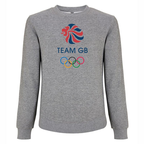 Team GB Olympic Logo Sweatshirt Men's