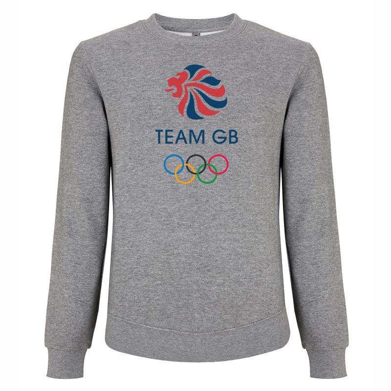 Team GB Olympic Logo Sweatshirt Men's | Team GB Official Store