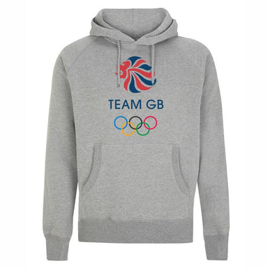 Team GB Olympic Logo Hoodie Men's-Team GB Shop
