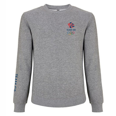 Team GB Olympic Small Logo Sweatshirt Men's-Team GB Shop