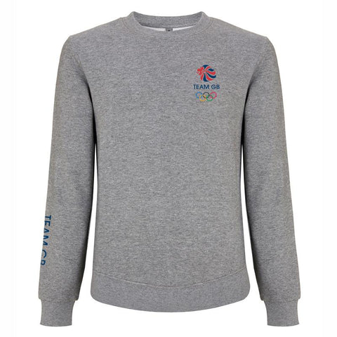 Team GB Olympic Small Logo Sweatshirt Men's