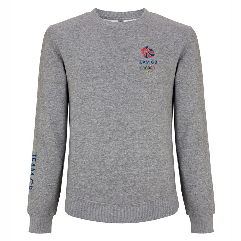 Team GB Olympic Small Logo Sweatshirt Men's | Team GB Official Store