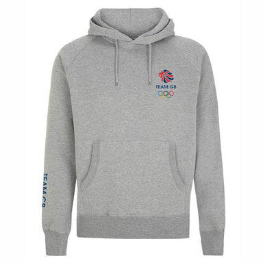 Team GB Olympic Small Logo Hoodie Men's-Team GB Shop