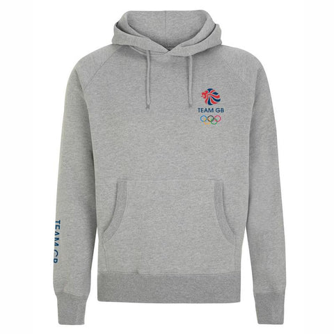 Team GB Olympic Small Logo Hoodie Men's