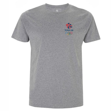 Team GB Olympic Small Colour Logo T-Shirt Men's-Team GB Shop