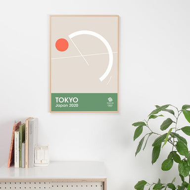TEAM GB Tokyo Japan 2020 Print - Athletics | Team GB Official Store