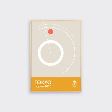 TEAM GB Tokyo Japan 2020 Print - Cycling | Team GB Official Store