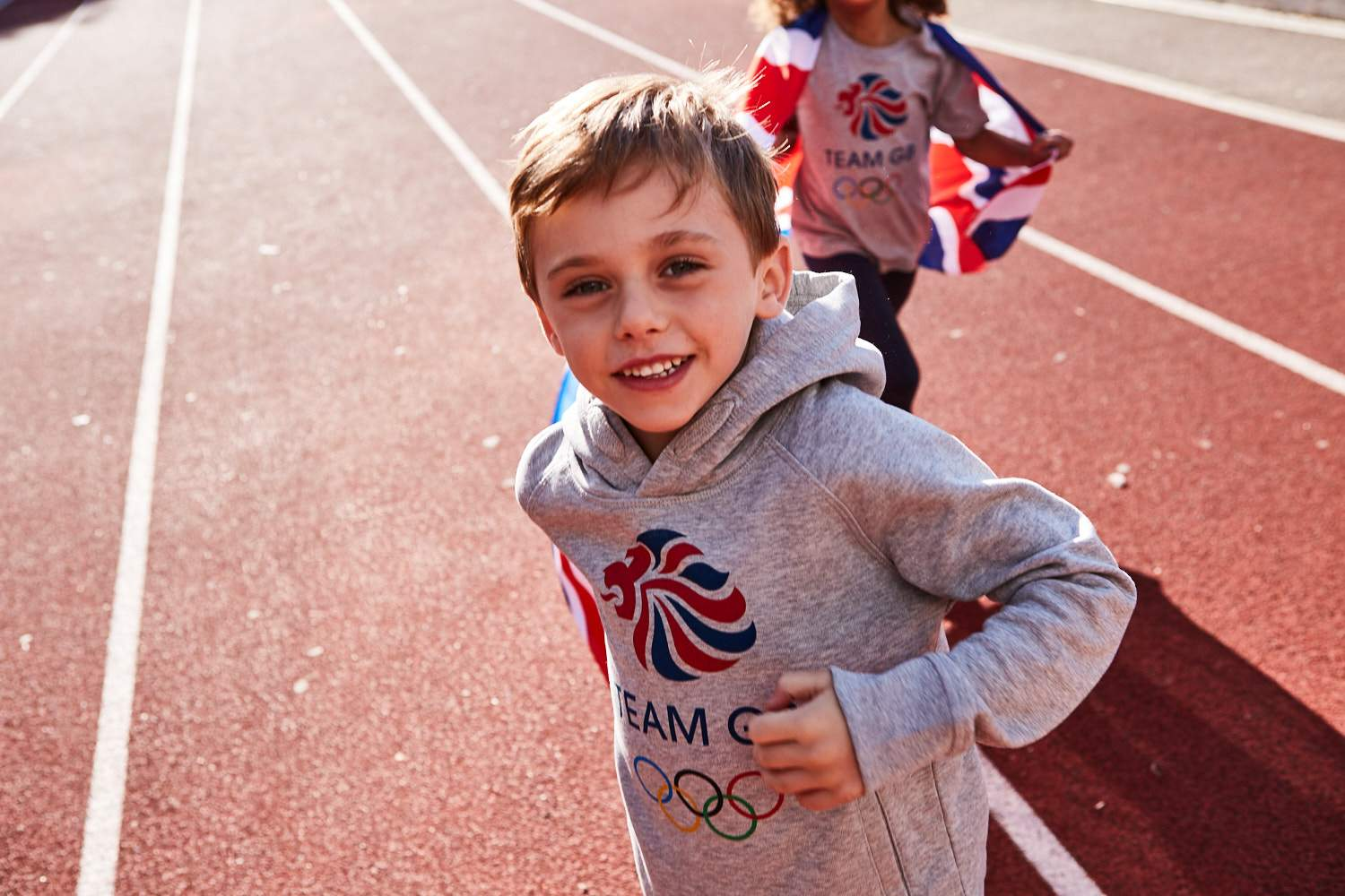Team GB Olympic Logo Hoodie Kids | Team GB Official Store