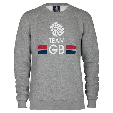 Team GB Logo Sweatshirt Men's-Team GB Shop