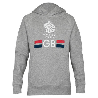 Team GB Logo Hoodie Kids-Team GB Shop