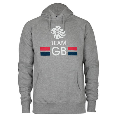 Team GB Logo Hoodie Men's-Team GB Shop