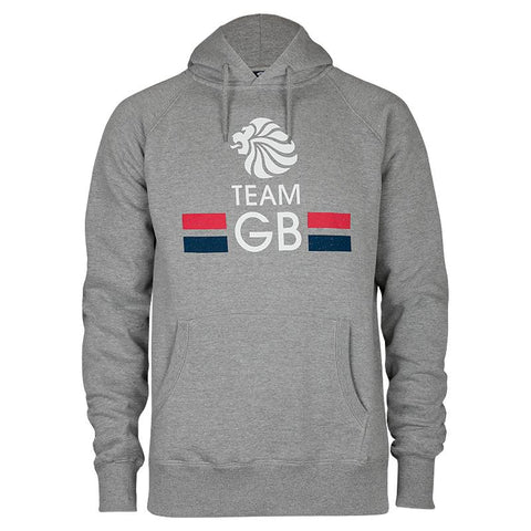 Team GB Logo Hoodie Men's