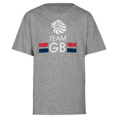 Team GB Logo T-Shirt Kids-Team GB Shop