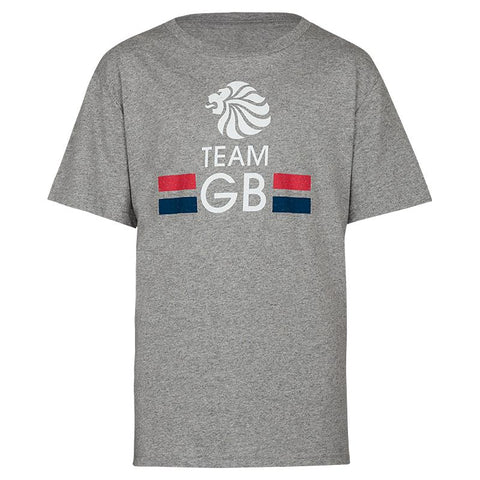 Team GB Logo T-Shirt Kids