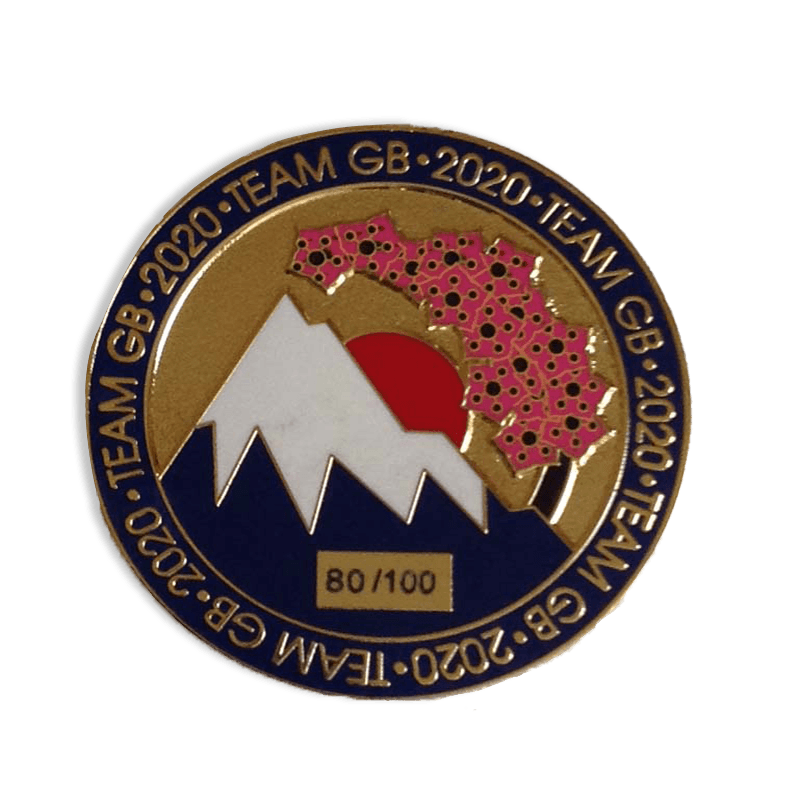 Team GB Tokyo 2020 Limited Edition Coin | Team GB Official Store