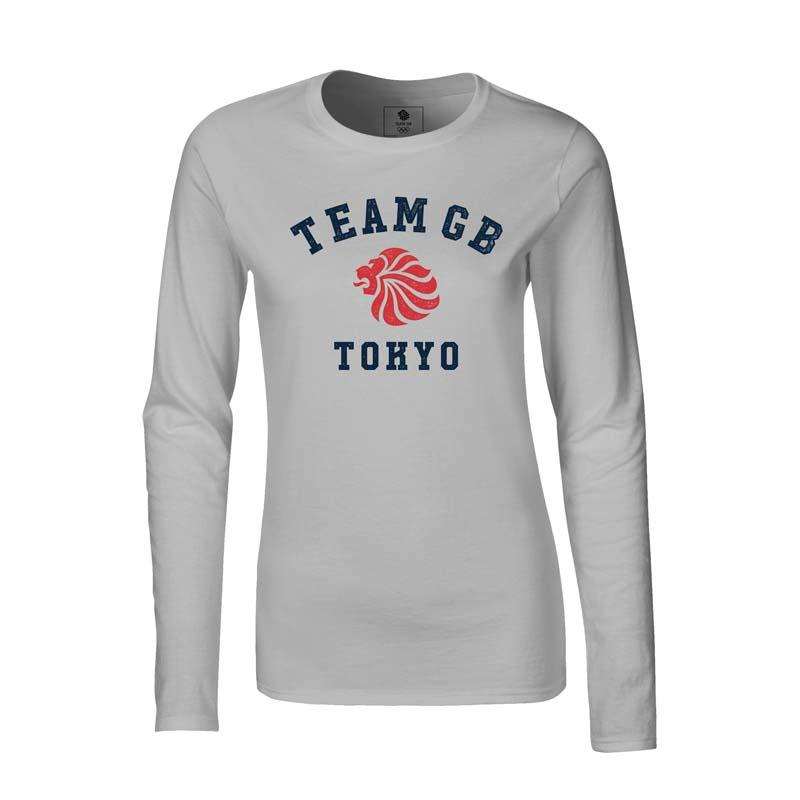Team GB Yoyogi Long Sleeve T-Shirt Women's