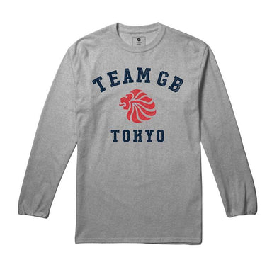 Team GB Yoyogi Long Sleeve T-Shirt Men's | Team GB Official Store