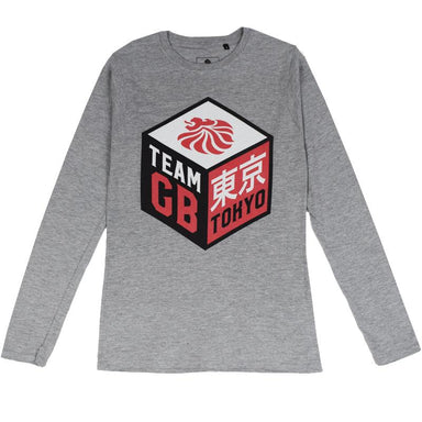 Team GB Tatsumi Long Sleeve T-Shirt Women's-Team GB Shop
