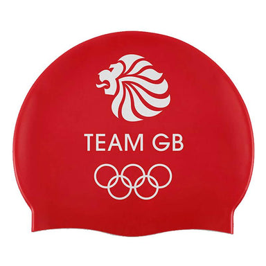 Team GB Silicone Swim Cap | Team GB Official Store