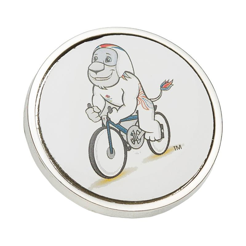 Team GB Pride Cycling Pin