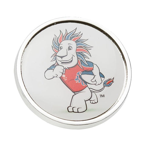 Team GB Pride Rugby Pin