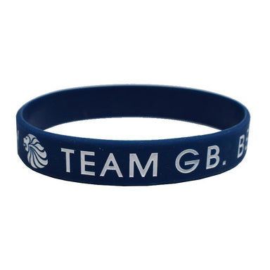 Team GB Wristband Blue | Team GB Official Store