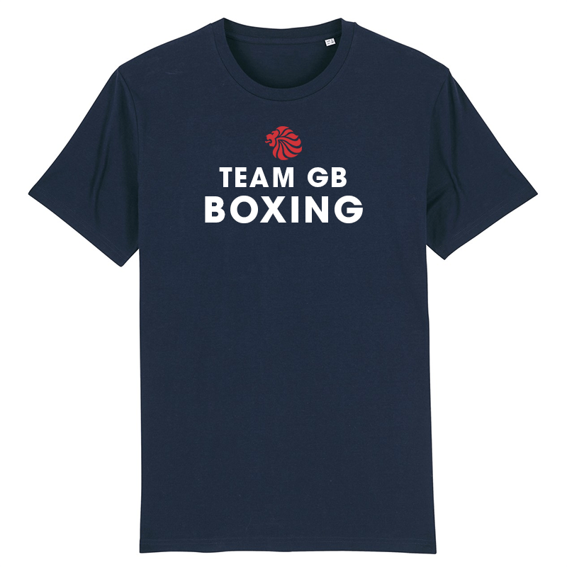 Team GB Boxing Pride T-Shirt | Team GB Official Store