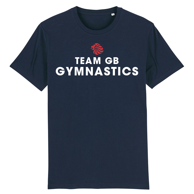 Team GB Gymnastics Pride T-Shirt | Team GB Official Store