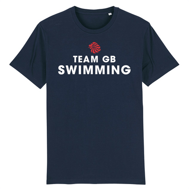 Team GB Swimming Pride T-Shirt | Team GB Official Store