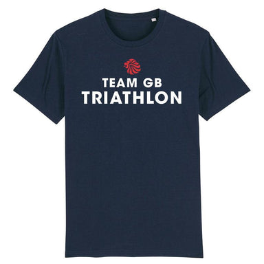 Team GB Triathlon Pride T-Shirt | Team GB Official Store