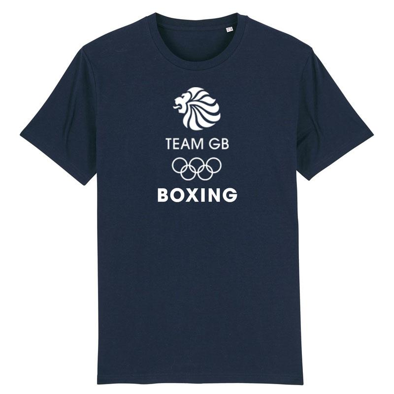 Team GB Boxing Classic T-Shirt | Team GB Official Store