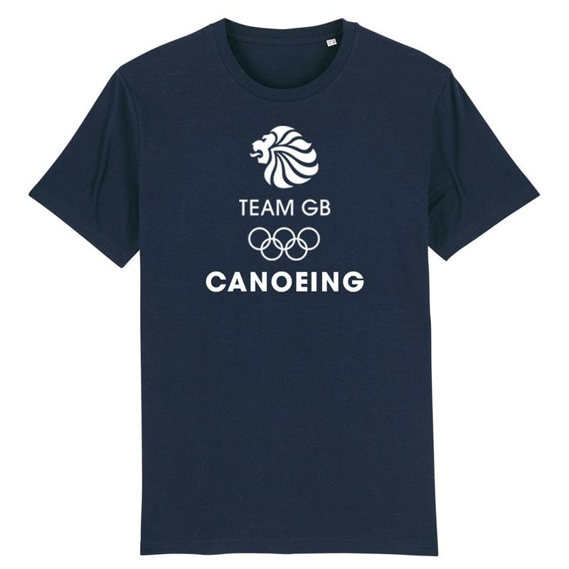 Team GB Canoeing Classic T-Shirt | Team GB Official Store
