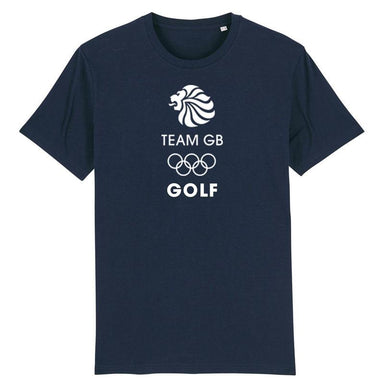 Team GB Golf Classic T-Shirt | Team GB Official Store