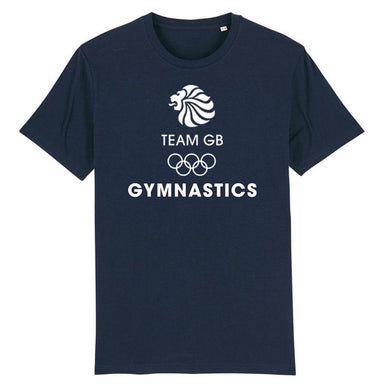 Team GB Gymnastics Classic T-Shirt | Team GB Official Store