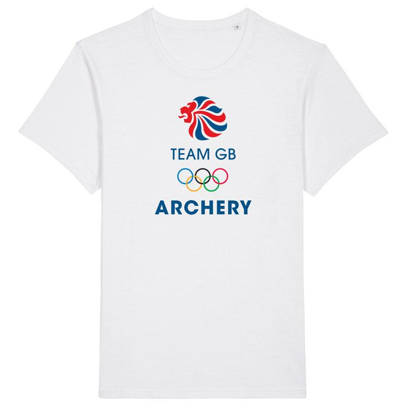 Team GB Archery Classic T-Shirt | Team GB Official Store