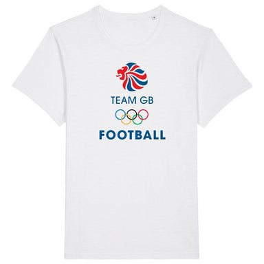 Team GB Football Classic T-Shirt | Team GB Official Store