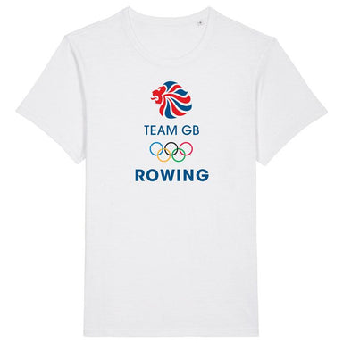 Team GB Rowing Classic T-Shirt | Team GB Official Store