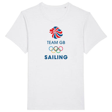 Team GB Sailing Classic T-Shirt | Team GB Official Store