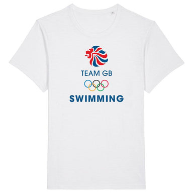 Team GB Swimming Classic T-Shirt | Team GB Official Store