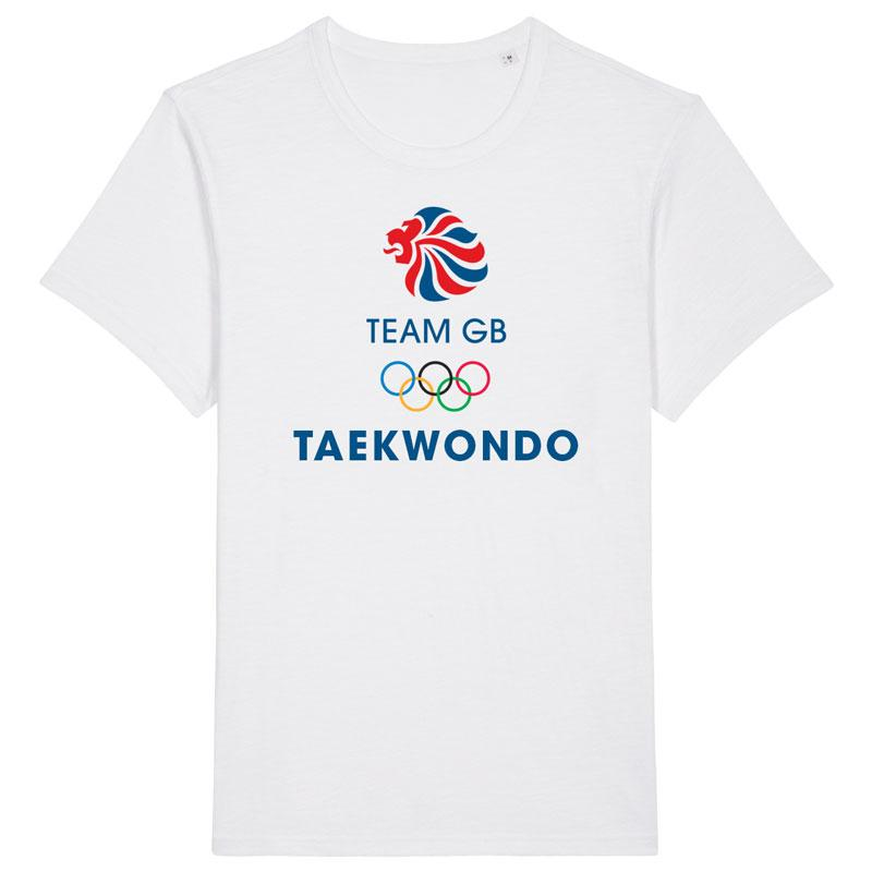 Team GB Taekwondo Classic T-Shirt | Team GB Official Store
