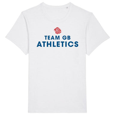 Team GB Athletics Pride T-Shirt | Team GB Official Store
