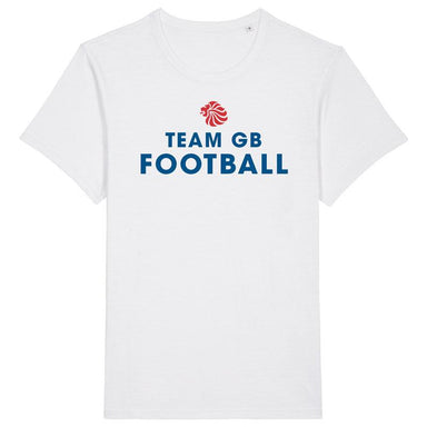 Team GB Football Pride T-Shirt | Team GB Official Store