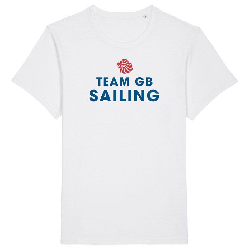 Team GB Sailing Pride T-Shirt | Team GB Official Store