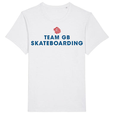 Team GB Skateboarding Pride T-Shirt | Team GB Official Store