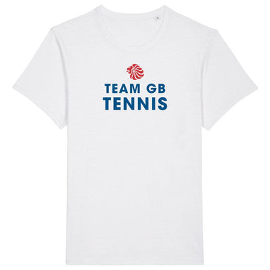 Team GB Tennis Pride T-Shirt | Team GB Official Store