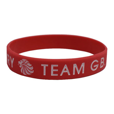 Team GB Wristband Red | Team GB Official Store